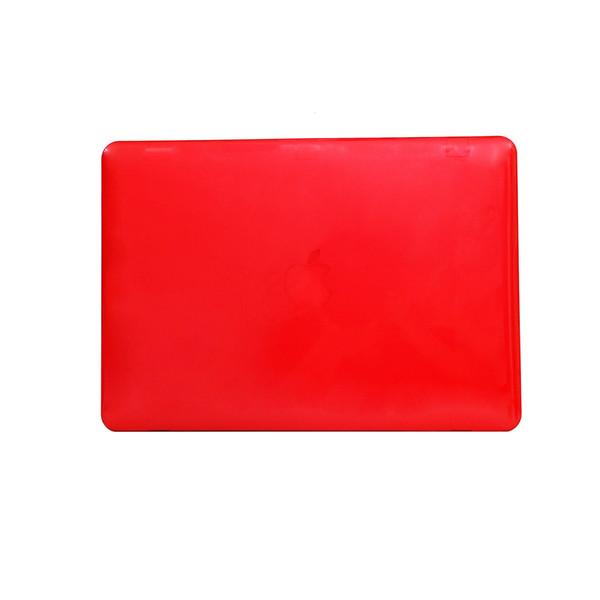 Macbook 11.6 için 12 13.3 15.4 Hava Pro Retina Dokunmatik Bar Crystal Clear Kılıfları Tam Koruyucu Kapak Kılıf Ücretsiz DHL