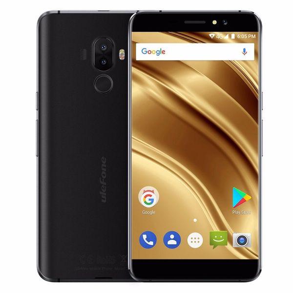 Ulefone S8 Pro 5.3 Inch Android 7.0 4G Mobile Phone MT6737 Quad Core 13MP+5MP 2GB RAM 16GB ROM 3000mAh Fingerprint ID Smartphone