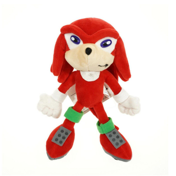18cm Sonic The Hedgehog SEGA Sonic Stuffed Plush Soft Doll Toy gift Free Shipping
