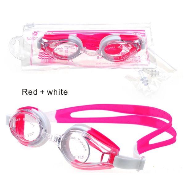 Rojo + blanco
