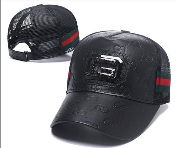 2018 New style fashion gorras Luxury designer cap mens sport hats Baseball  casquettes bone Snapbacks Caps Adjustable Hip hop dad hat 6f8ed9a47026