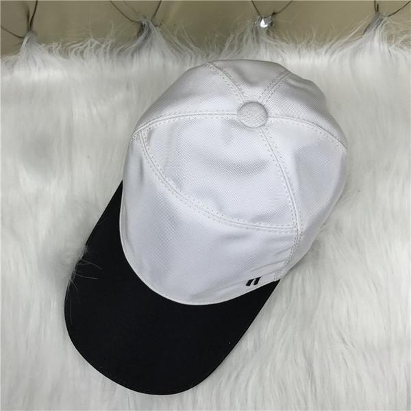 Compre 2018 Nuevo Sombrero Moda Lienzo Gorra De Béisbol Visera De ...