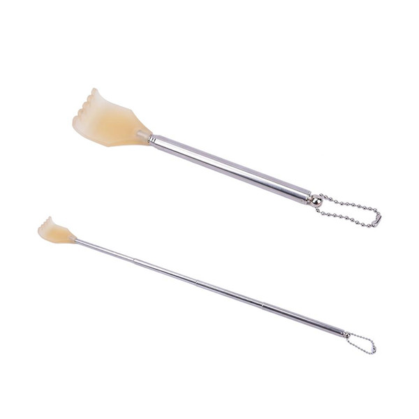 Back Scratcher Telescopic Scratching Massager Kit Back Scraper Extendable Telescoping Itch Health Products Hackle