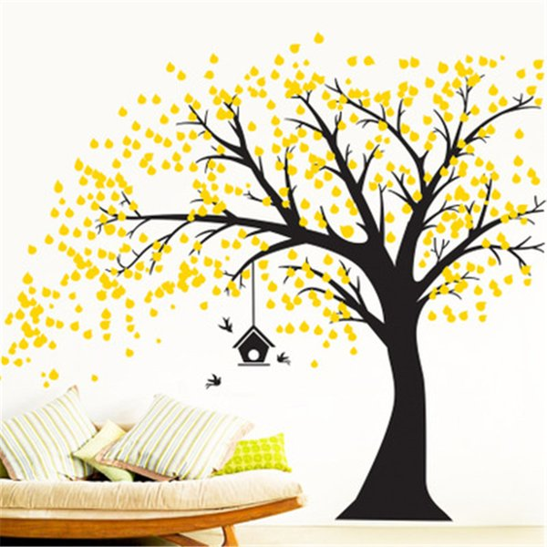 Bulk Koala Tree Wall Stickers Wallpaper Wall Picture Art Room Home Decor Kitchen Accessories Household Crafts Suppllies Kid Wall Decals Kid Wall