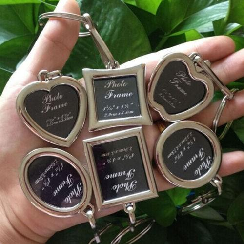 """1Pair New Hot sale Korean Version of the Personality Car Key Rings to My Heart Couple Keychain"""" I LOVE YOU"""" for Beautiful Gift"""