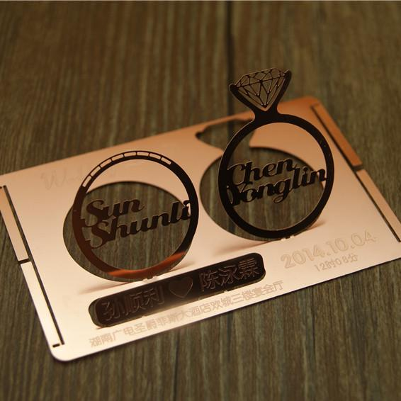 gold folded wedding invitations coupons and promotions get cheap