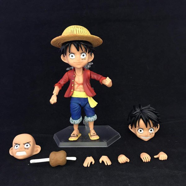 2019 The Pirate/Navigation Qedition WCFTwo Years Later Straw Hat MongolD  Monkey D Luffy Articulation Boxed Hands From Kennyxhd3, $35 18 | DHgate Com