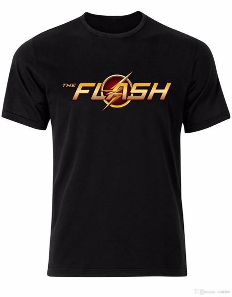 La serie Flash Movie para hombre Tshirt Tee Top AI97