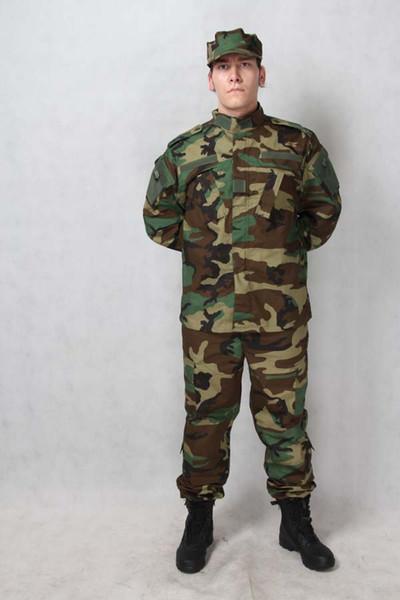 CS18-046 Combat Uniforme - Pantalon Veste, Multicam Combat Combat Camouflage Armée Uniforme Livraison Gratuite