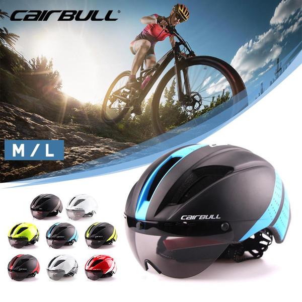 Moda Renkli Aero Ultralight Yol Bisiklet Kask Yarış Bisiklet Bisiklet Spor Güvenlik Kask Nefes Yol Bisikleti