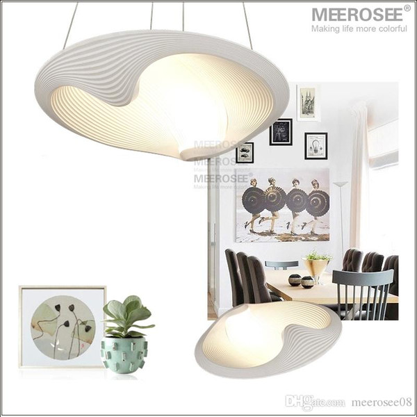 LED Pendant Light Fixture LED Lustre Light Fitting Shell Suspension Lamp Modern Lighting for dining room bedroom