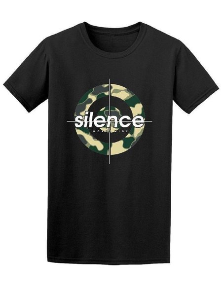 Urban Silence World Wide Men's Tee Print T Shirt Men Brand Clothing T-Shirt for Men/Boy Short Sleeve Cool Tees