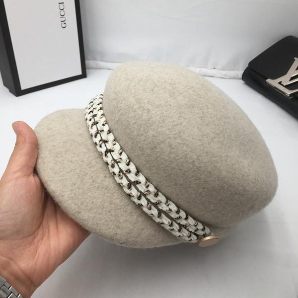 Lana d'autunno e d'inverno? La nuova maratona inglese cappelli da uomo e da donna, cappelli di moda, joker, cappelli di lana, cappelli, berretti, strilloni, strilloni