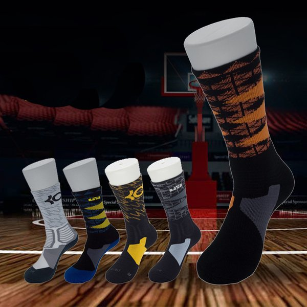 Professional Sports Basketball Socks Thickened Towel Socks Basketball Football Outdoor Adventure Running Badminton