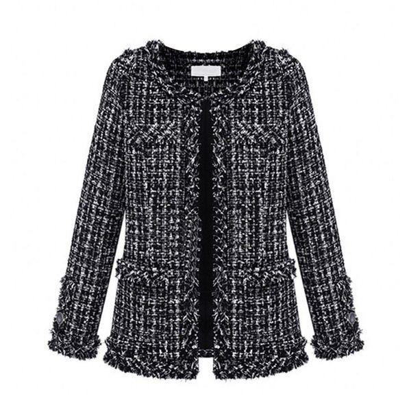 Autumn Winter Coats for Women New Ladies Europen Style Women's Stylish Casual Formal Wool Jacket Coats