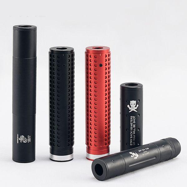 Gel Blaster WBB gel ball balster metal gold sensitive 8/9 Gen 8/9 gel ball toy gun compensator toy gun accessories