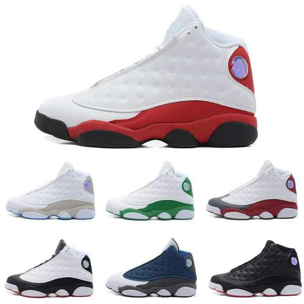 Calidad superior Barato NUEVO 13 13 s para hombre zapatillas de baloncesto zapatillas deportivas de mujer zapatillas deportivas para hombre diseñador Tamaño 5.5-13