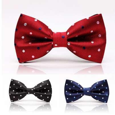 Venda quente 1 PC Men Fashion Clássico Colorido Pontos Ajustáveis Gravata Bow Tie Festa de Casamento Frete Grátis