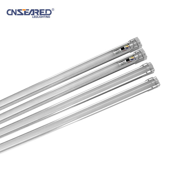 2018 new arrival extensible infrared intelligent wave inductive switch fluorescent lamp LED Bar Light