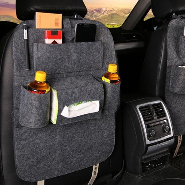 2018 Multi-purpose Car Auto Assento de Volta Multi-Bolso Saco de Armazenamento Organizador Titular Cabide