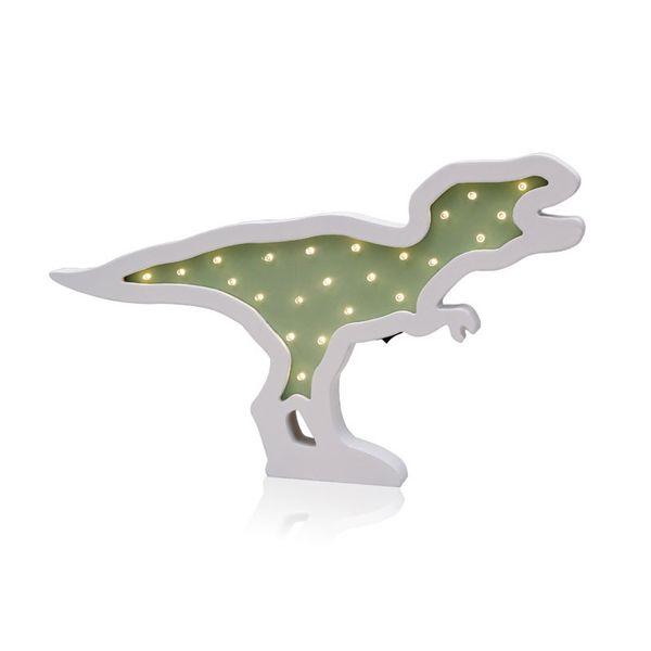 Décor à la maison Accessoires Creative Bois Dinosaure LED Night Light Ornements LED Lampe Enfants Jouet Cadeaux Tenture murale Décor