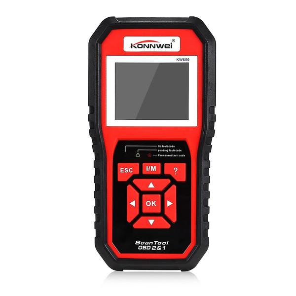 LONGFENG LFCP15 Konnwei KW850 OBD II / EOBD Scanner diagnostico automatico