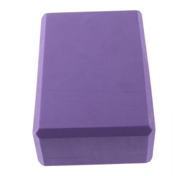 2018 Top Home Exercise Tool Good Material EVA Yoga Block Brick Foam Sport Tools