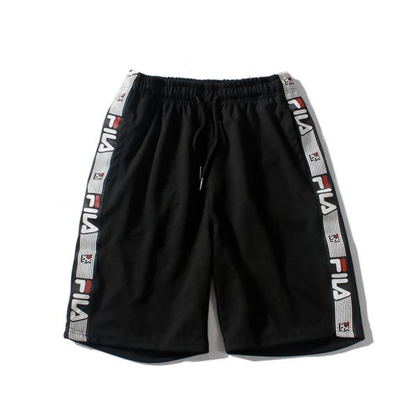 aaaaaa Free shipping hot quality new shorts LOGOBAR women men emboitement brand pant popular vest coat fi la hoodie style pants new trousers