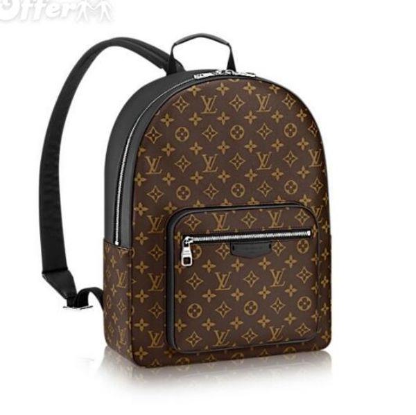 Purse Backpack M41530 Shoulder Macassar Backpacks Bag Josh Men qYwtzz