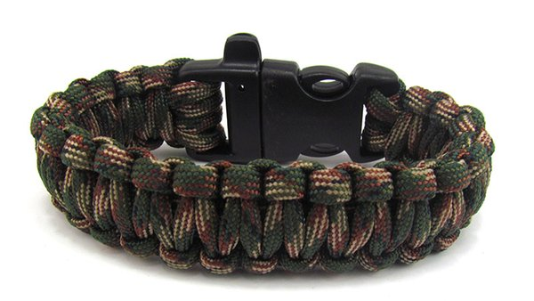 Armygreencamo WhistleBuckle