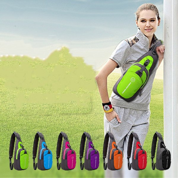 Explosion modèles 2018 nouveaux hommes et femmes sports de plein air sac bandoulière sac de sport coréen sac à dos sport alpinisme