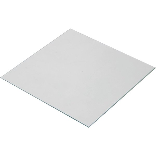 3D Printer Clear Borosilicate Glass Build Plate Bed Flat Polished Edge for CTC ANET Prusa RepRap Heatbed for MK2 MK3 Heated Bed
