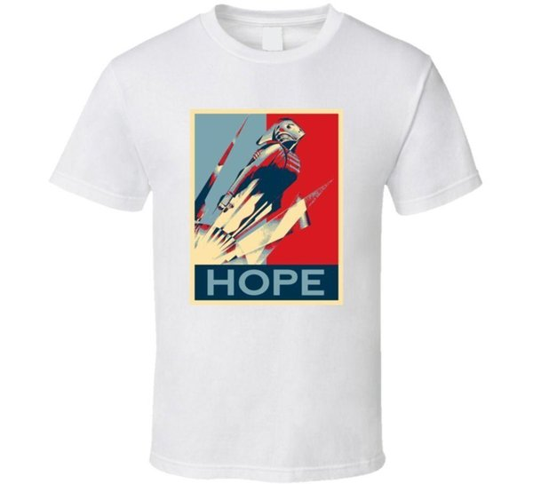 The Rocketeer Hope Style Movie Fans Only T Shirt