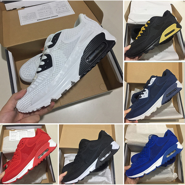 Nike Damen Air Max 90 Laufschuhe: : Schuhe