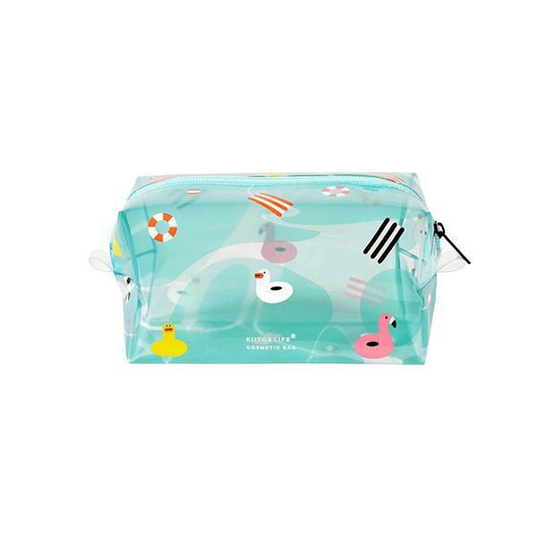 KIITOS LIFE sacos transparentes de PVC para meninas na série UMI MONOGATARI 1 (FUN KIK)