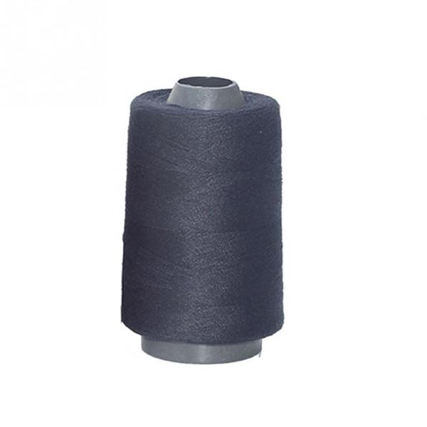 Hilo de coser 3000 yardas Punto de cruz Tejido de punto Máquina de coser Hilo de poliéster para la fabricación de vestidos artesanales