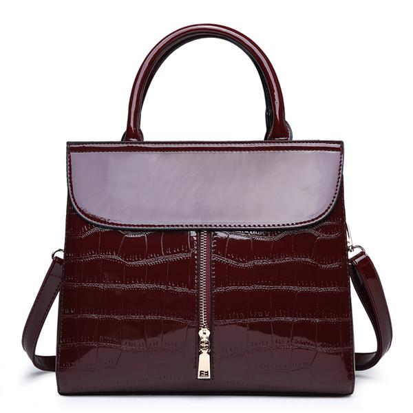 Luxury Handbag Crossbody Bag For Women 2018 Designer Handbag Women's Leather High Quality Lady Hand Bag Female Famous Brand