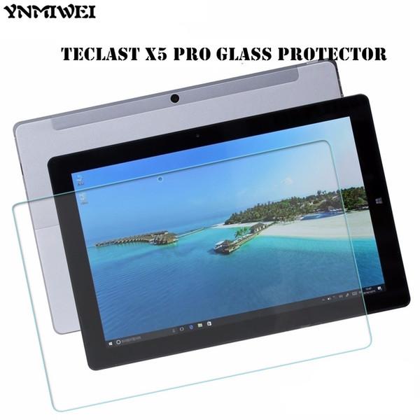Glasfolien für Teclast Tbook X5 Pro 12,2 Zoll Tab gehärtetem Glas Schutzfolie für Teclast X5 Pro Bildschirmschutz 2.5D Anti Scratch