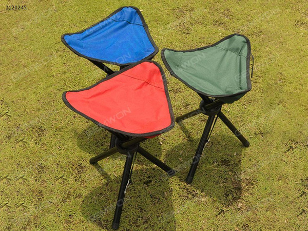 Sports & Entertainment Wholesale Outdoor Tools 8 Anti-slip Leg Folding Stool Seat Outdoor Camping Fishing Picnic Garden Bbq 100% Guarantee