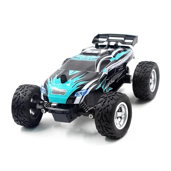 K24-1 2.4Ghz 2WD High Speed 1:24 RC Car High-Speed Off-Road Monster Truck RC Racing Car Fast Buggy Hobby