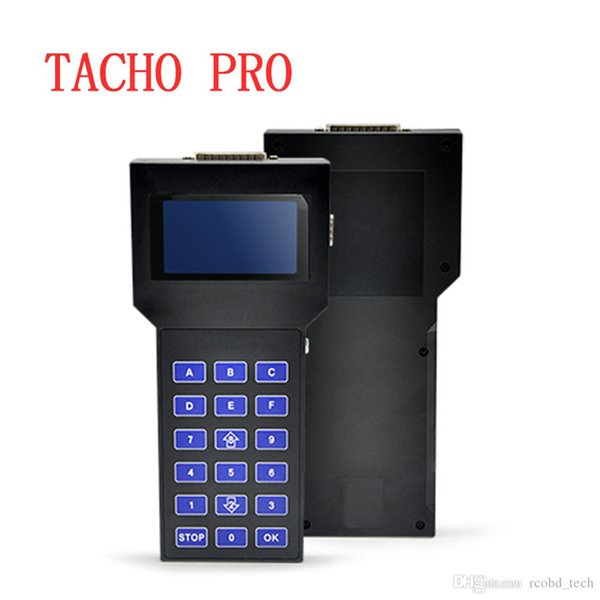 odometer programmer tacho pro Unlocked version Odometer Correction tool Universal Dash Programmer 2008 Tacho Pro Mileage Correction Tool