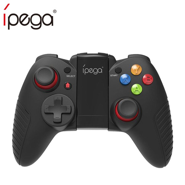 IPEGA PG-9067 PG 9067 Bluetooth Gamepad Smart Game Controller mit Halter für Android / iOS / Windows Tablet PC Smartphone
