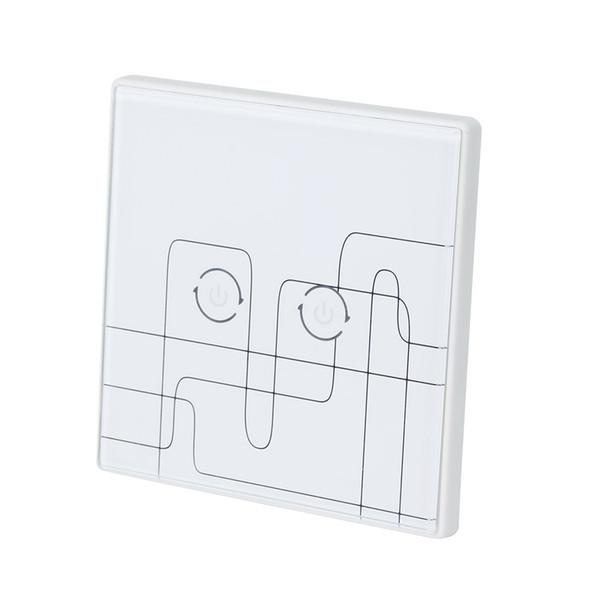 kincony Zigbee Smart Switch Remote Control Wall Light Touch Screen Switch wireless Network Smart Home Work With Mini Hub