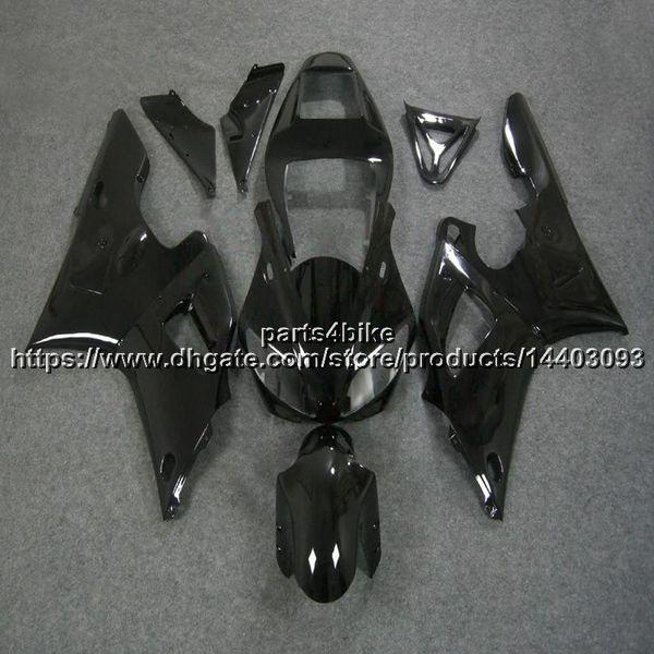 23colors + 5Gifts noir mat YZFR1 98 99 carénage de moto pour yamaha YZF-R1 1998 1999 YZF R1 kit de carrosserie en plastique