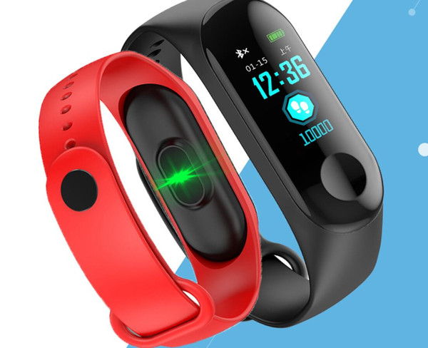 top popular Smart Bracelet Blood Pressure,Heart Rate,Blood Oxygen Monitoring, Step Pedometer,Calorie Burnt,Distance Track, IP68 Waterproof Level Fitne 2020