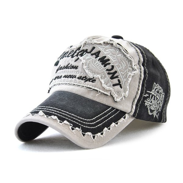Wholesale 5 Colors Embroidery Cotton Baseball Caps Snapbacks Casquette Designer Hat Dad Hat Bucket Fitted Hat Brand Hats