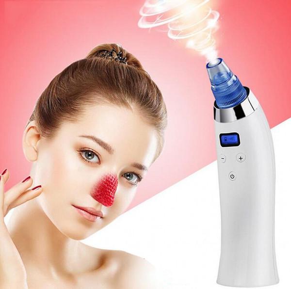 Nouveau Blackhead Remover Outil Électrique Facial Soins de La Peau Pore Blackhead Cleaner Remover Vide Acné Nettoyant Visage Outils
