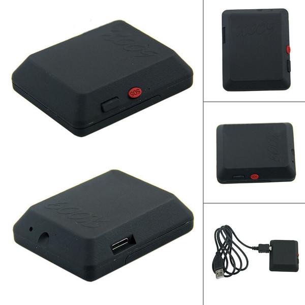 X009 GSM Tarjeta SIM Mini Cámara Videocámara Audio Video Recorder SOS GPS Tracker DV Cámara DVR Cam