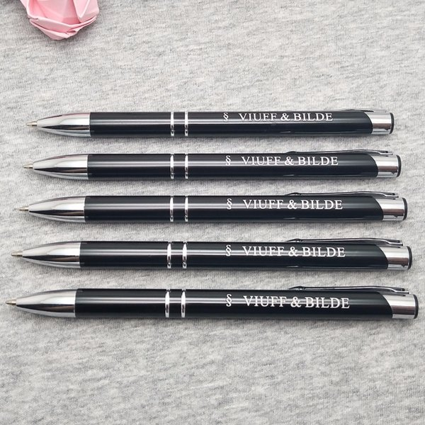 HOT kawayii wedding favor gifts/Giveaways cute colorful logo pen promotional products custom print with my wishes text