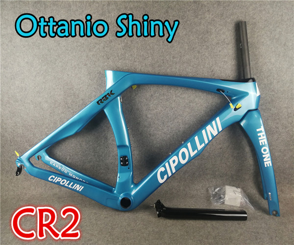 T1000 MCipollini RB1K THE ONE Ottanio Shiny carbon road frames Cipollini with BB86 3K/1K Matte Glossy XXS-XS-S-M-L free shipping